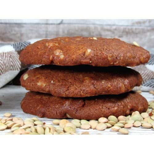 Cookies Με αλεύρι Φακής με σιρόπι Αγαύης
